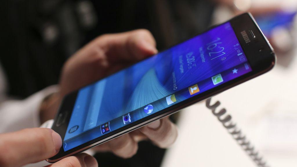 Samsung sorprende en la IFA con el Galaxy Note Edge