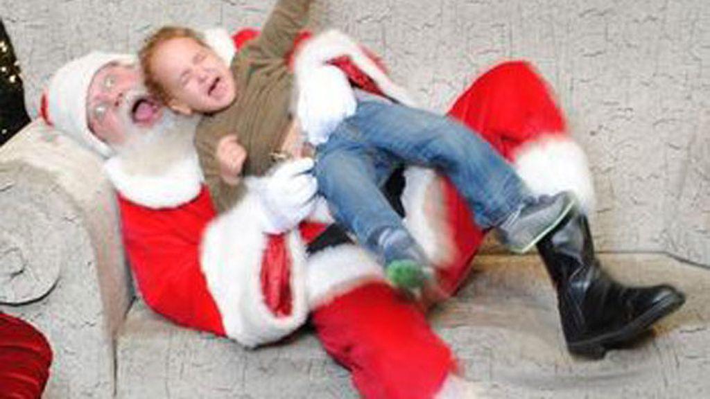 Miedo a Santa Claus