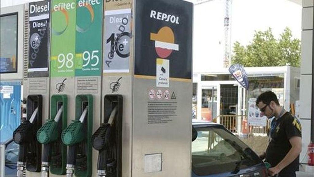 gasolineras, gasolina, precio, combustibles