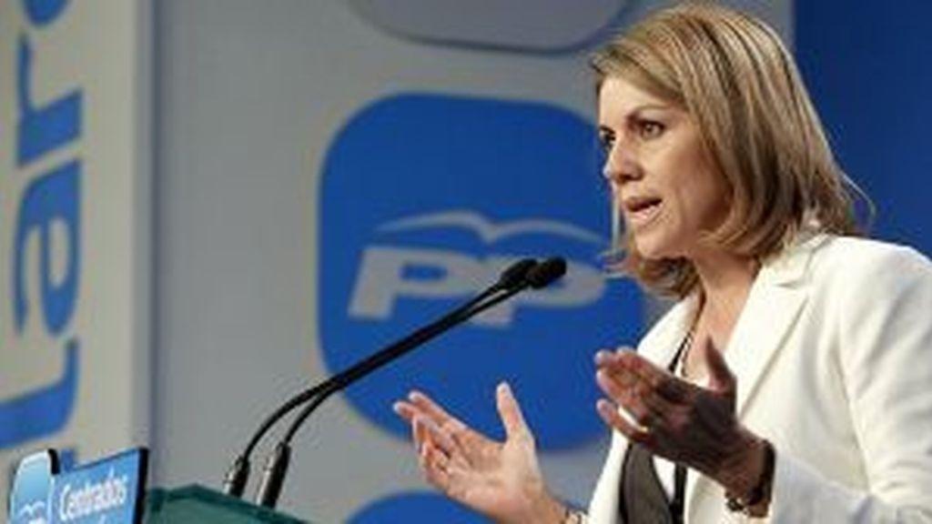 El PP acusa al los socialistas manchegos. Foto: EFE.