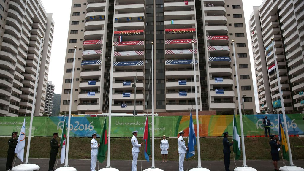Villa Olímpica de Río 2016