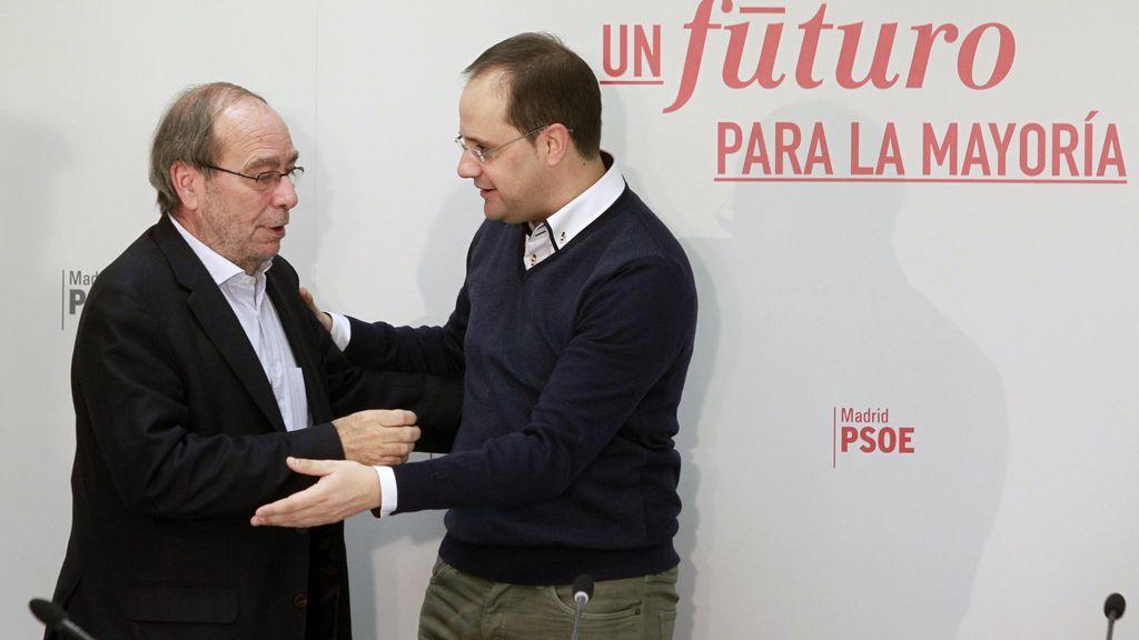 Luena y el alcalde de Fuenlabrada