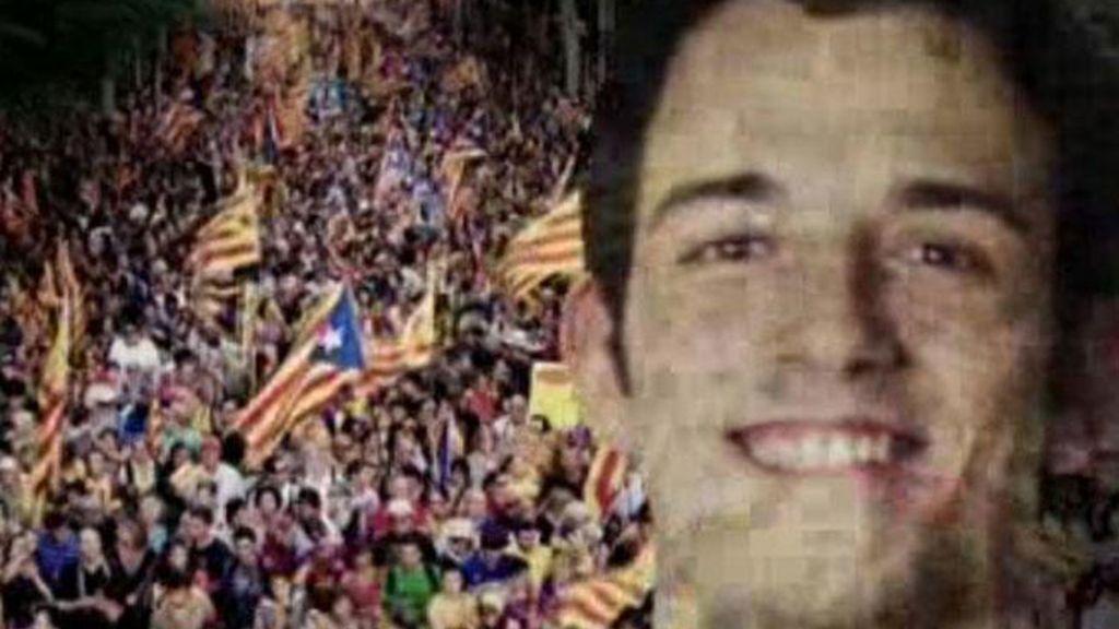 publicidad independentismo catalán Diada
