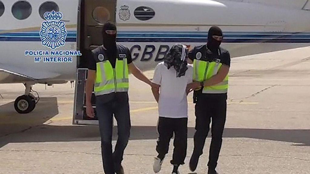 Detenido en Melilla un hombre que captaba a mujeres para el Estado Islámico