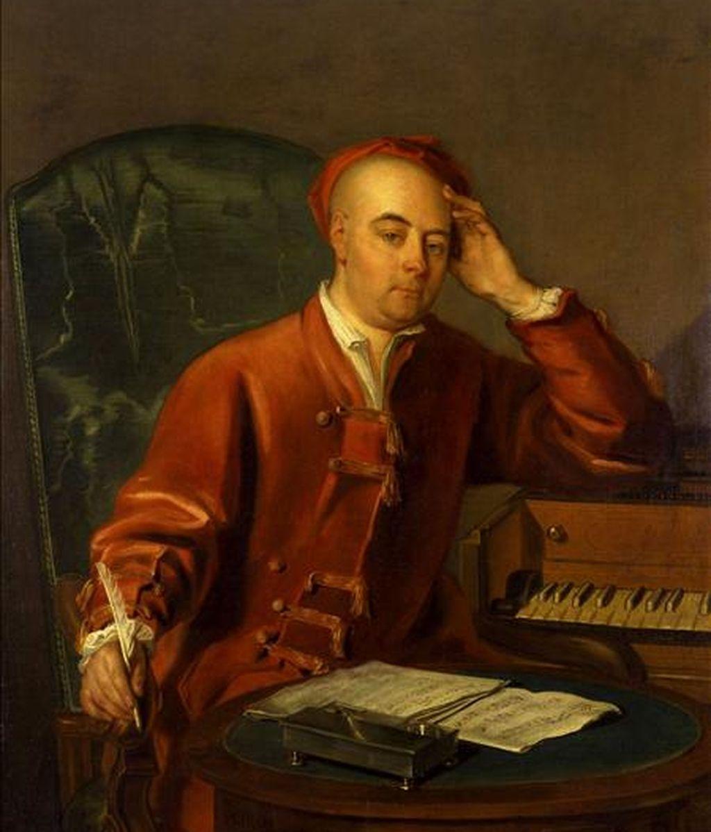 Una exposición en la casa que ocupó Georg Friedrich Handel (1685-1759) durante 36 años y en la que compuso sus óperas y oratorios más célebres, entre ellos El Mesías, marca el 250 aniversario de la muerte del gran músico alemán del barroco. EFE