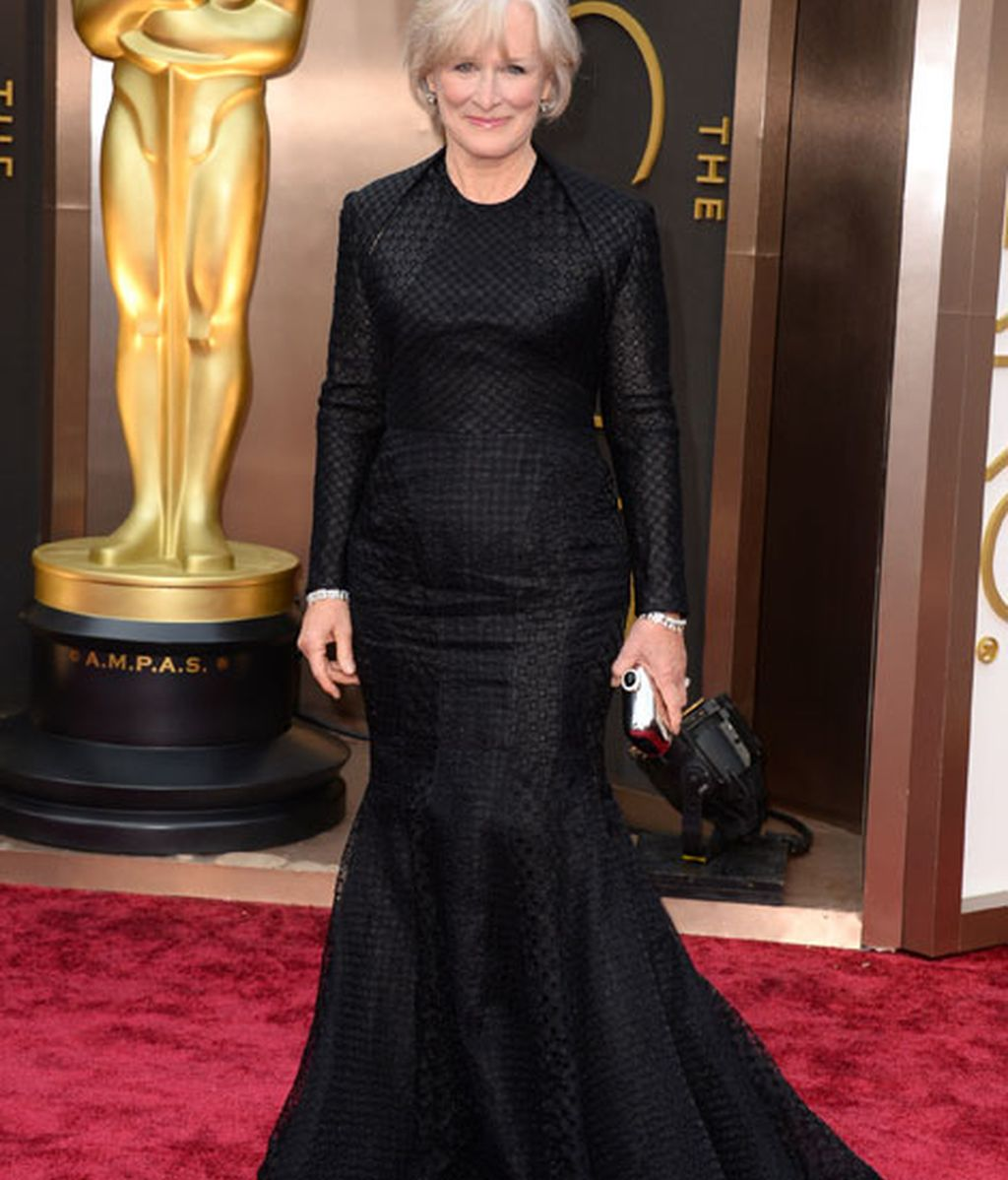 Glenn Close de Zac Posen