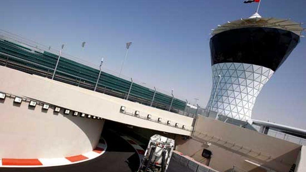 Abu Dhabi, listo para el último GP de 2009