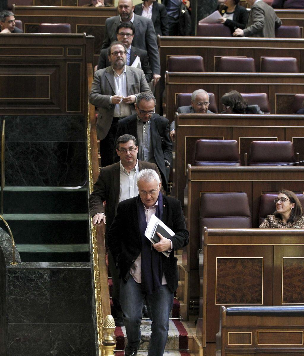 La oposición planta al PP en la votación urgente de la justicia universal