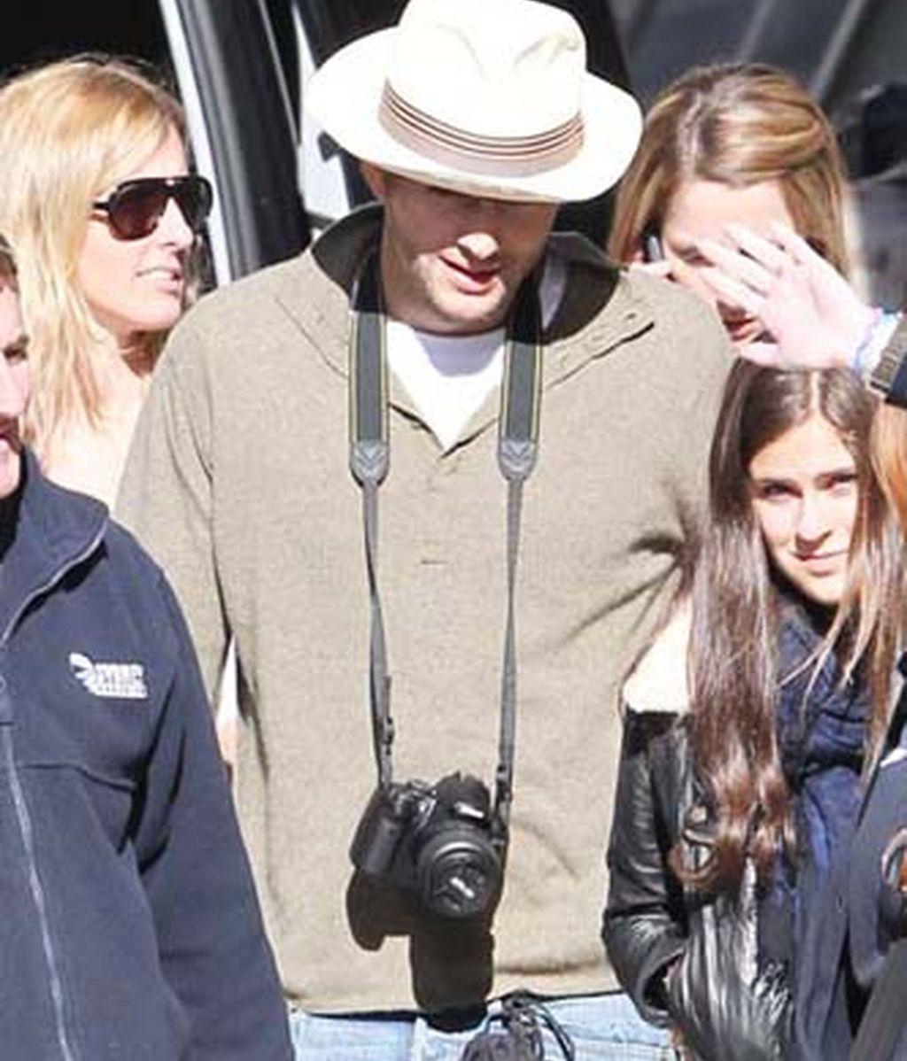 Ashton Kutcher, en Sidney