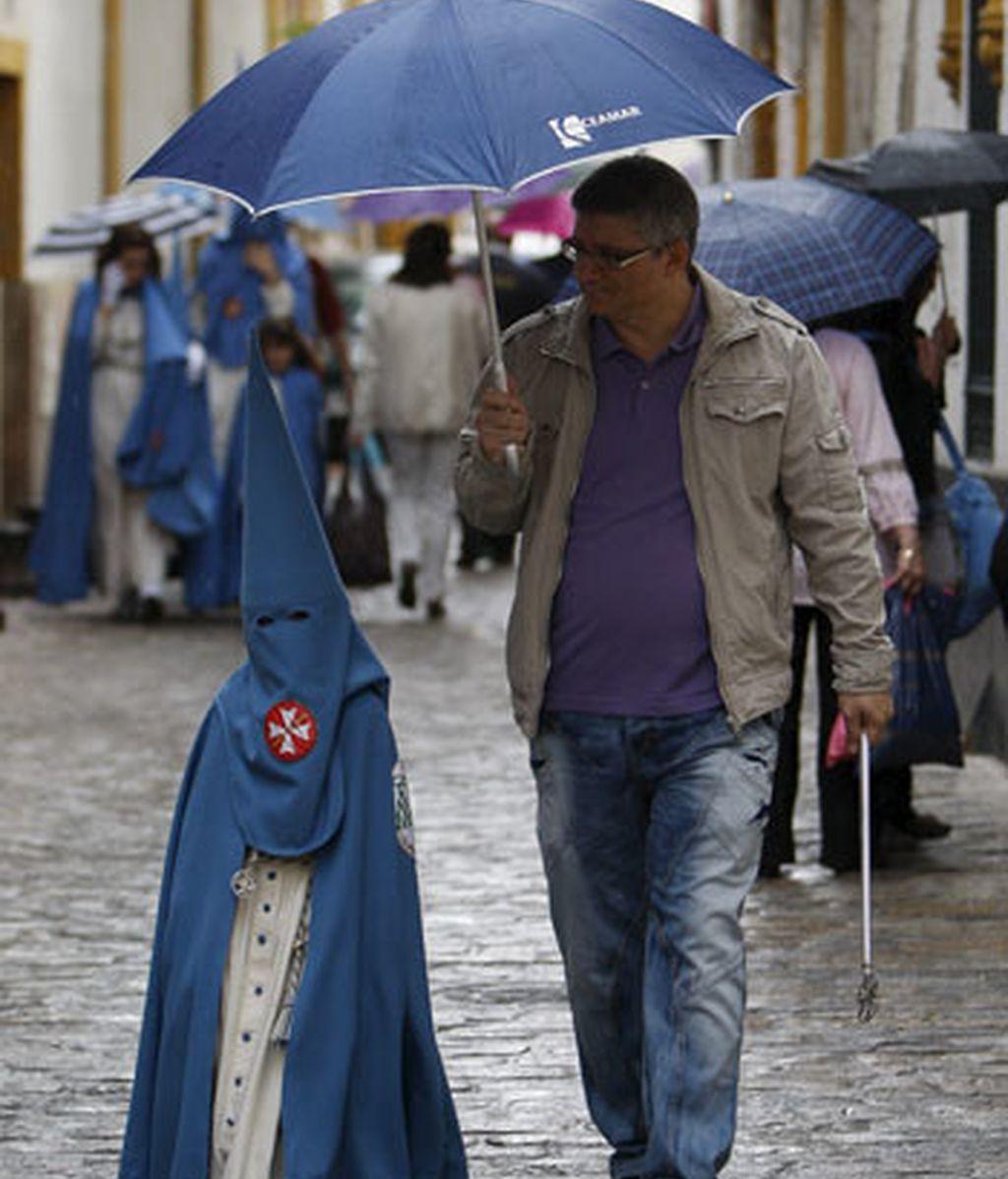 Suspendida la procesión de San Esteban en Sevilla