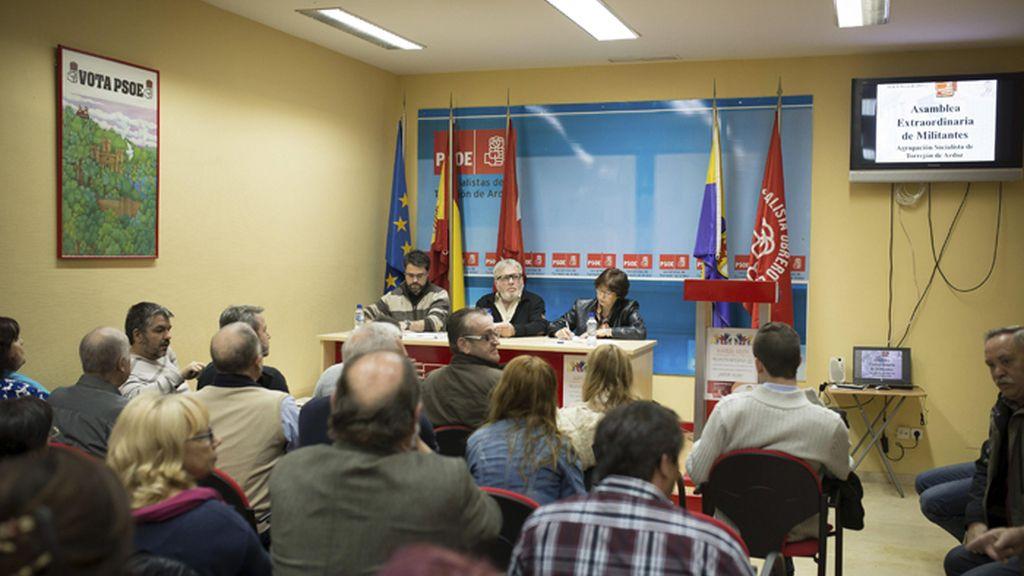 Las agrupaciones del PSM votan las propuestas de Gabilondo o Zerolo