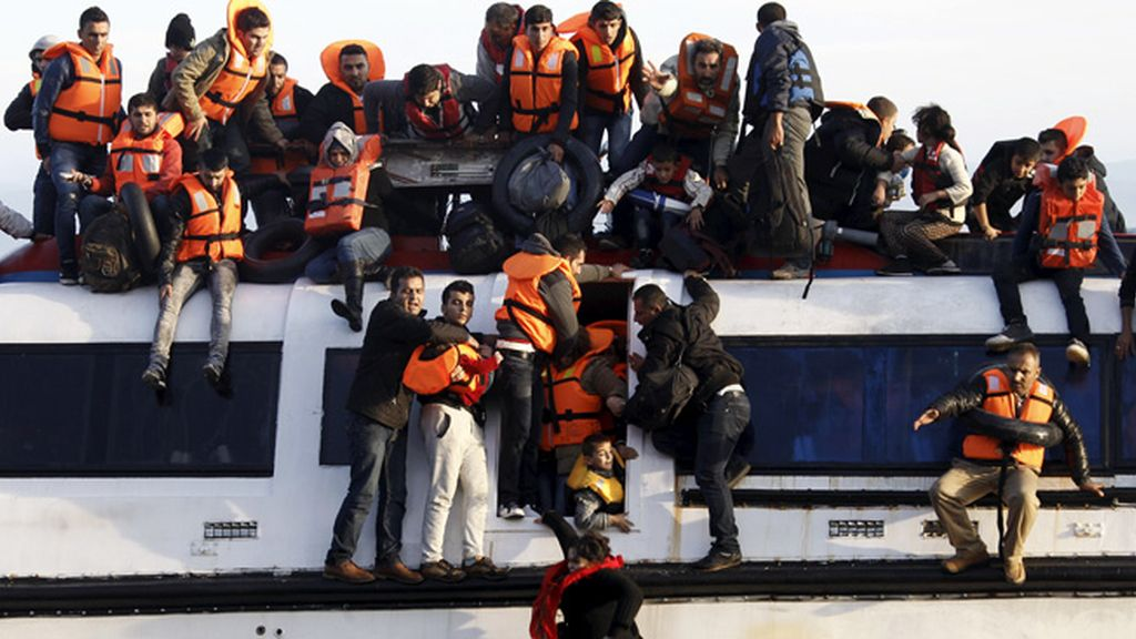 22 refugiados han muerto en el naufragio de dos pateras
