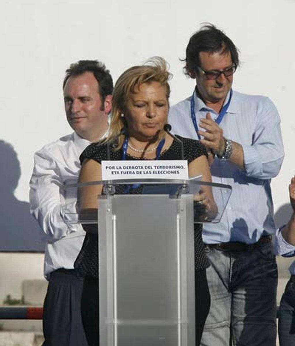 Las víctimas del terrorismo se alzan contra la presencia de ETA en las elecciones