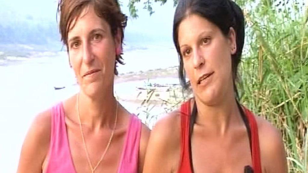 Sandra y Belinda