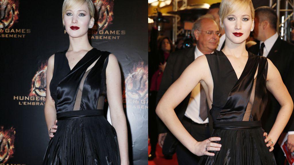 El lado más gótico de Jennifer Lawrence