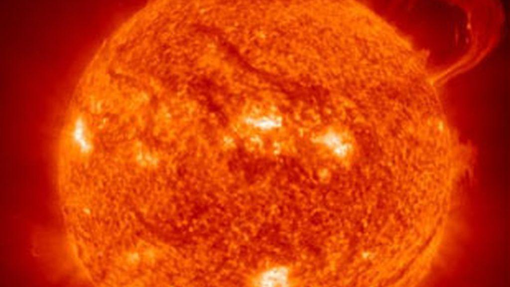 Los expertos advierten de que se esperan unos intensos niveles de actividad solar.
