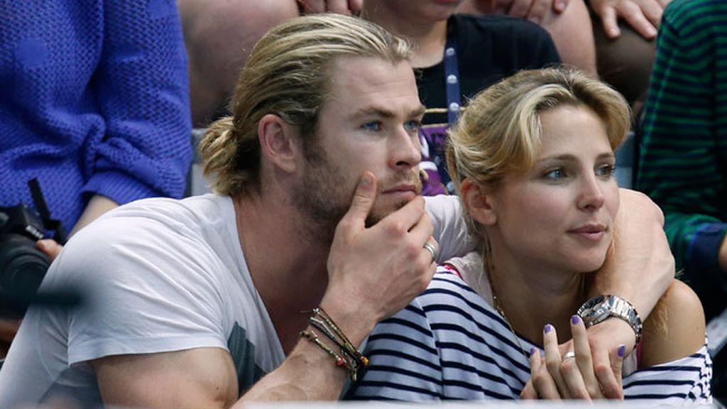 Elsa Pataky y Chris Hemsworth pasean su amor por los juegos