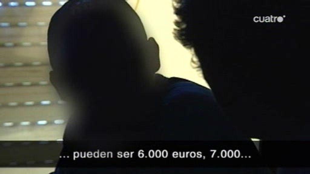 Los asesinos a sueldo vienen a España, matan y se van