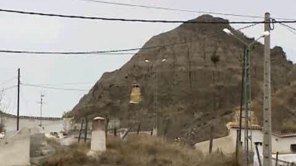 Peligro en las cuevas de Guadix