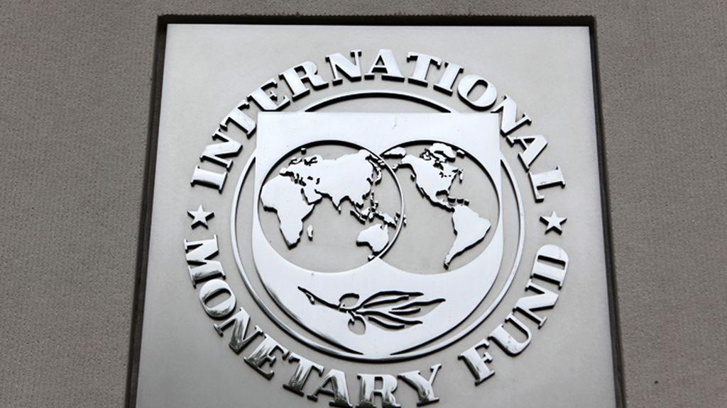 Logotipo del Fondo Monetario Internacional