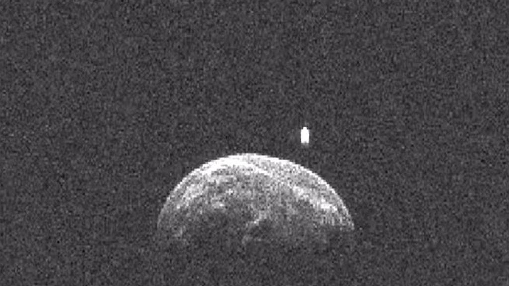 NASA, ovnis, cazadores de ovnis, asteroide BL86 2004, OVNI