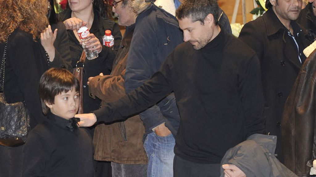 Diego, el hijo pequeño de Paco de Lucía