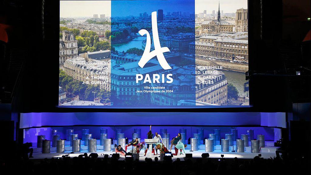 París presenta su candidatura para los Juegos Olímpicos de 2024 (17/02/2016)