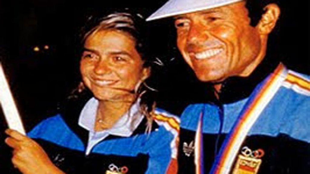 Seúl 1988: Doreste - Vela
