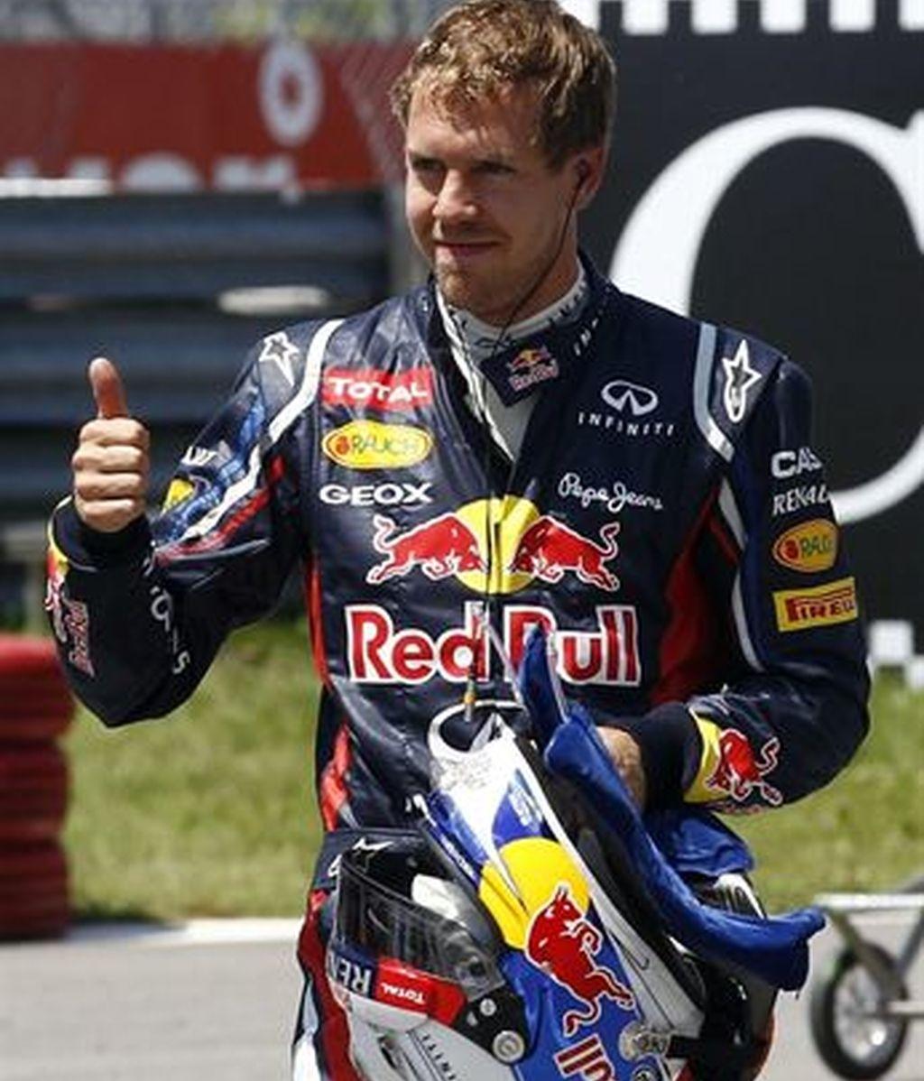 Sebastian Vettel, Canadá (Reuters)