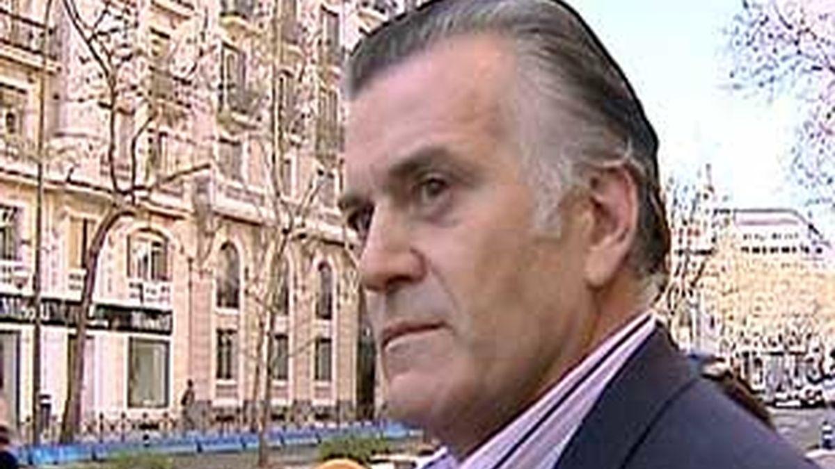Bárcenas asume el gasto de su defensa en el caso Gürtel. Vídeo: ATLAS.