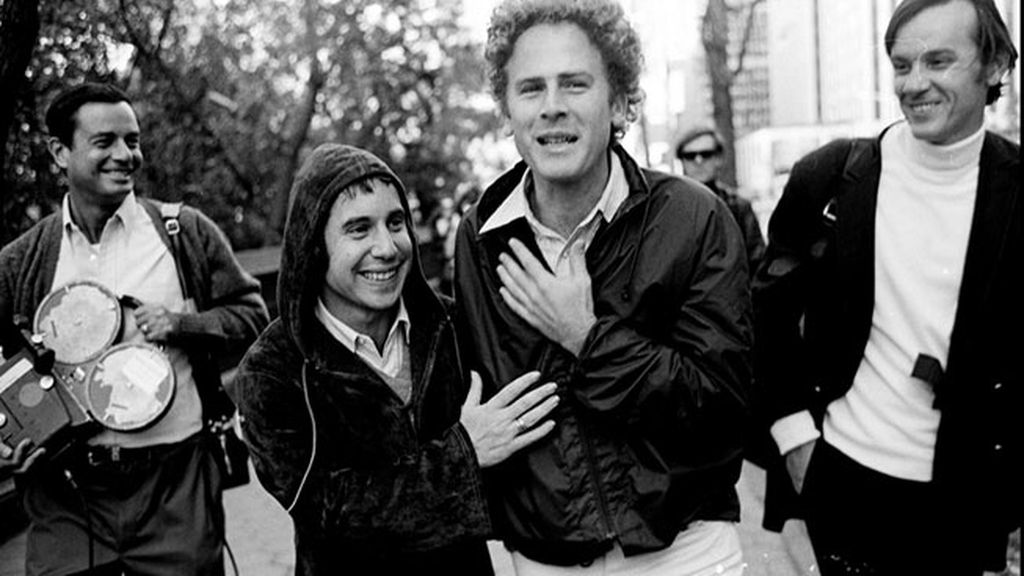 Pail Simon y Art Garfunkel