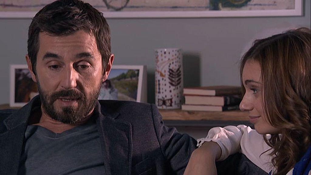 Pilar acusa a Pablo de engañarse