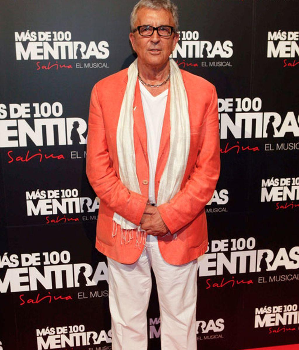 Del estreno del musical de Joaquín Sabina a la barriga de Paloma Cuevas