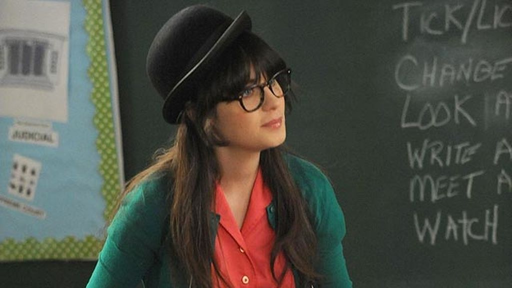 new girl, cap 17