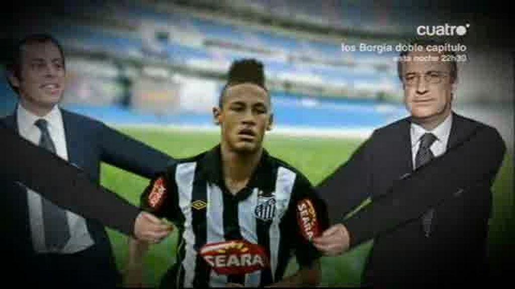 Guerra por Neymar