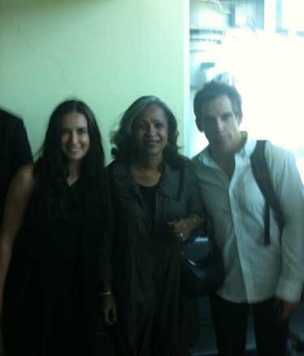 Con Ben Stiller