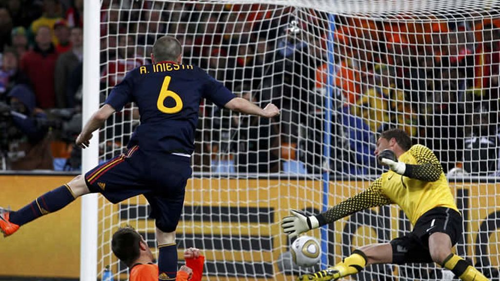 El gol que lo cambió todo