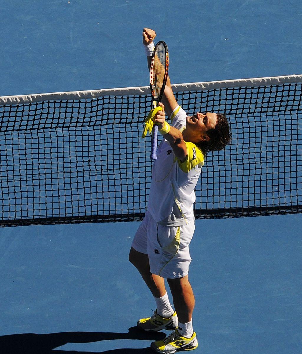 David Ferrer, Tenis