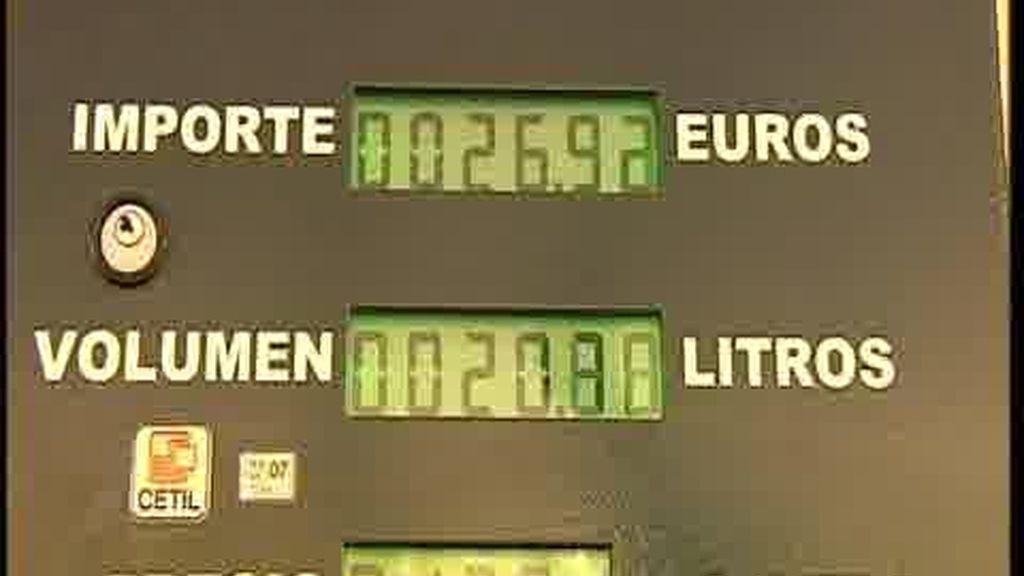 Los portugueses compran en España