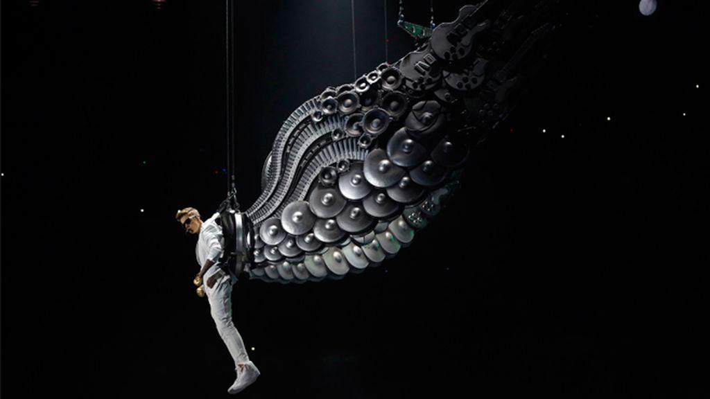 Justin Bieber, al más puro estilo Michael Jackson