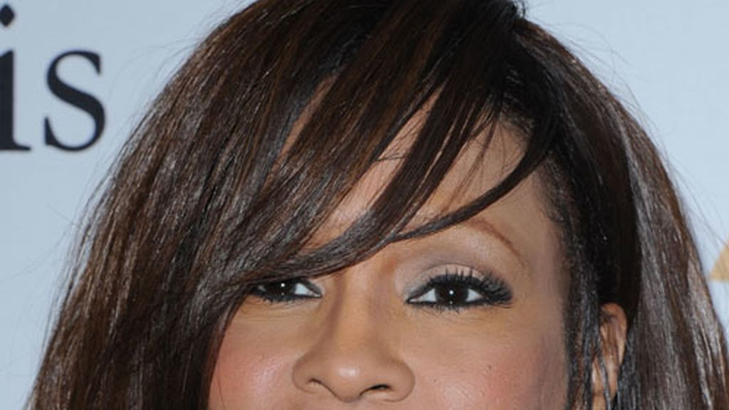 Imagen de archivo de la cantante Whitney Houston