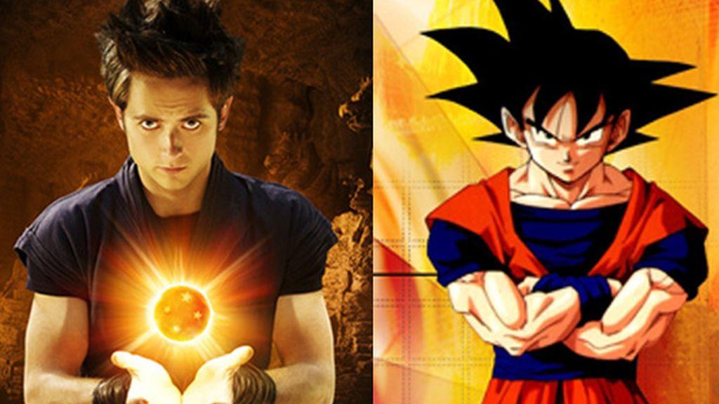 Justin Chatwin es Goku