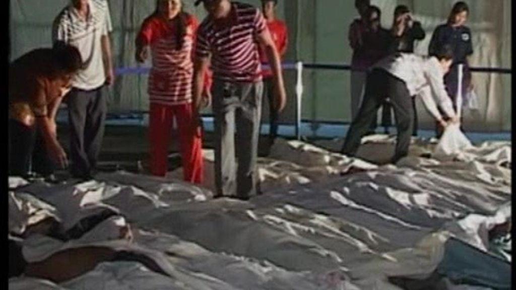 Tragedia en Camboya