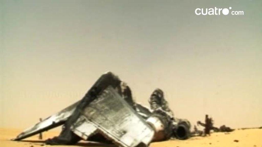 Los desiertos de Al Qaeda: El cocaína airlines
