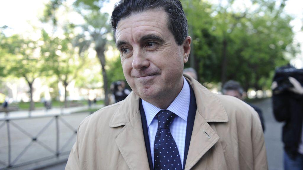 Juez Jaume Matas
