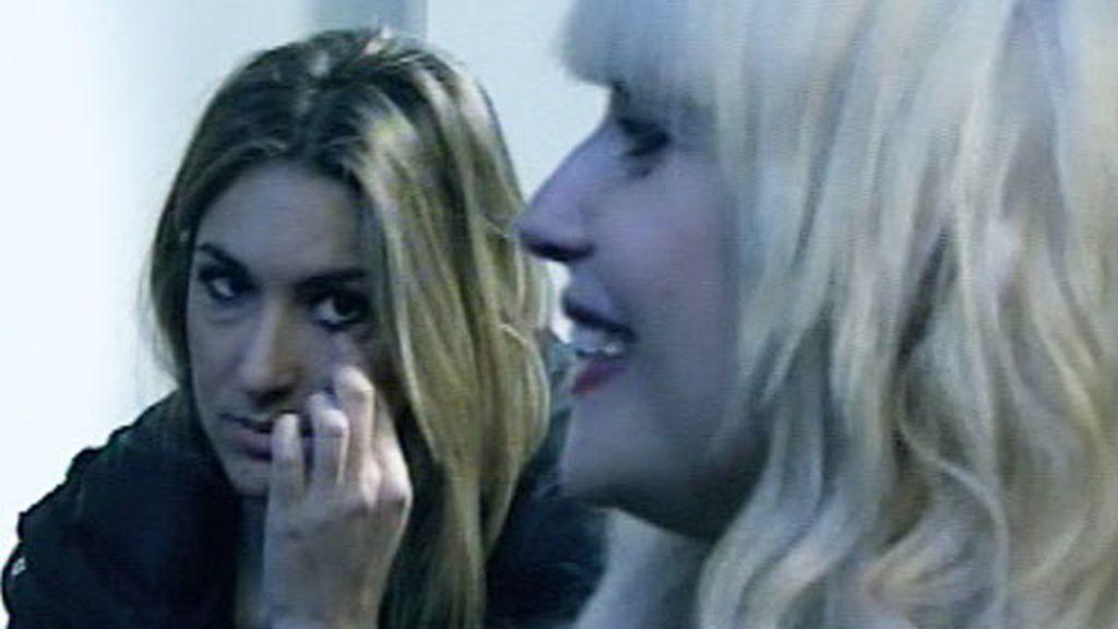 Paula conoce a Gemma