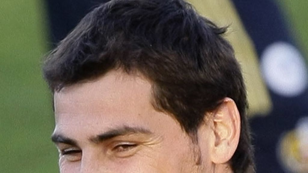 Iker afeitado