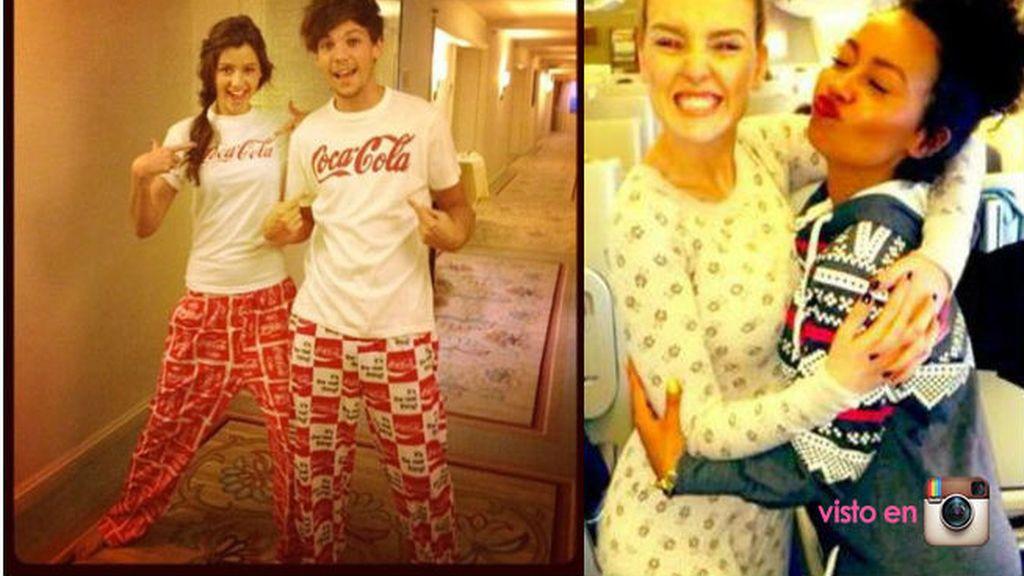 Louis Tomlinson y su chica no tienen nada que envidiar a las Little Mix