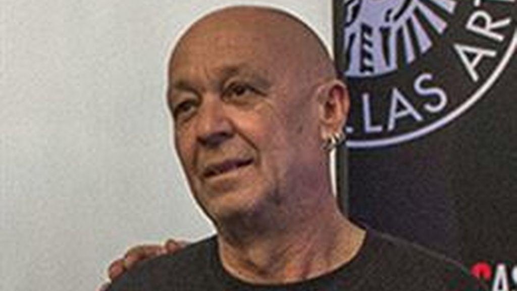 Tony Urbano, bajista de 'Leño',