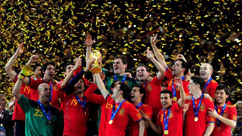 El Mundial de Fútbol de Sudáfrica (2010)